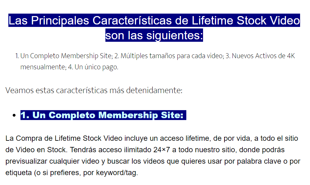 Lifetime Stock Video Review Bonos ConYeco-LanzaPodcast