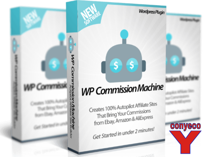 WP Commission Machine Review Bonos – Plugin 3-en-1 construye Tiendas de Comercio Electrónico de Amazon, Ebay y AliExpress